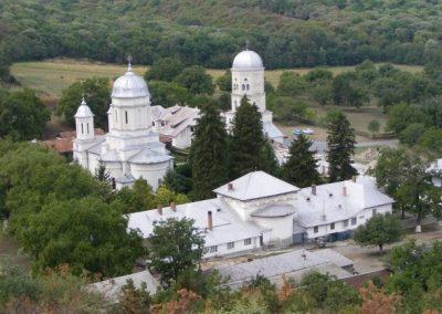 Manastirea Cocos Niculitel