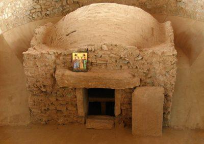 Bazilica paleocrestina de la Niculitel