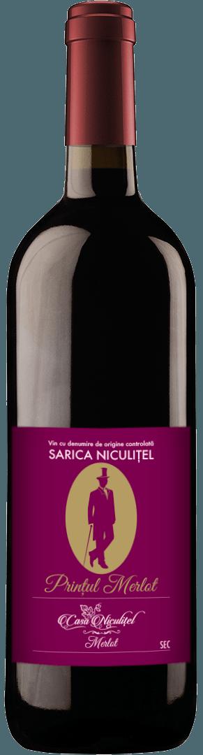 Merlot Sarica Niculitel