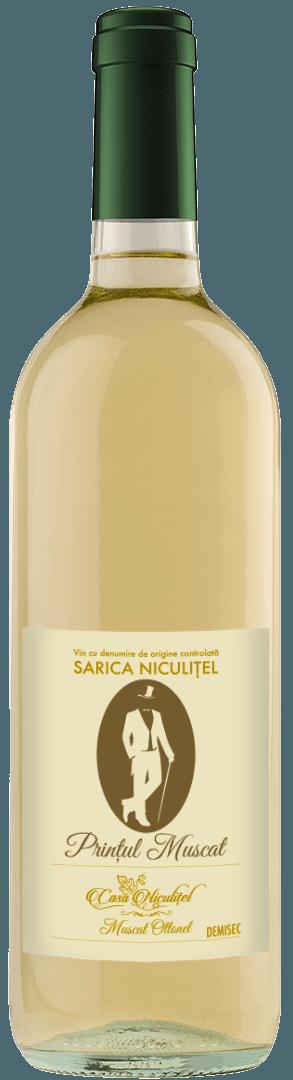Muscat Ottonel Sarica Niculitel