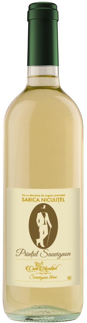 Sauvignon Blanc Sarica Niculitel