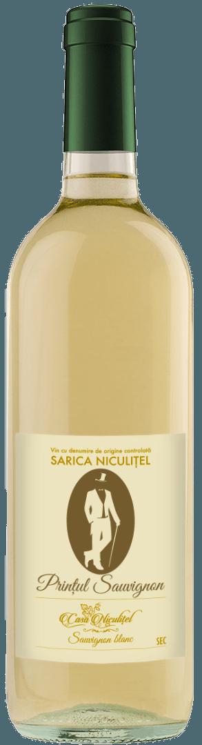 Sarica Niculitel Merlot