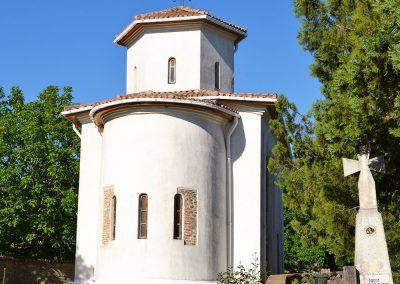 Biserica Sfantul Atanasie de la Niculitel
